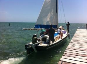 Seahawk Sailing Boat