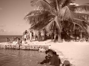 Belize Caye Caulker Blackhawk Sailing Tours Steve Wright